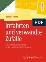 [Norbert Henze Irrfahrten