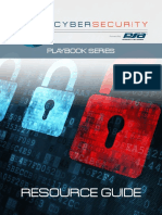 Cyber Playbook Resource Guide
