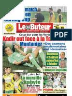 LE BUTEUR PDF du 18/08/2010