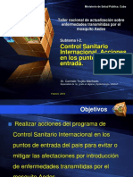 Conf I 2 Control Sanitario Internacional