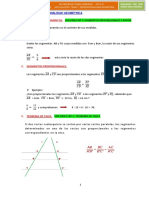 Tema 7 Proporcionalidad Geometria