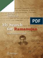 Ken Ono Ramanujan