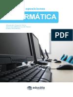 Webmuestra Temario Informatica PDF