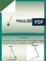 pendulul_gravitational.ppt