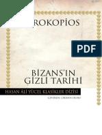 Prokopios - Bizans-ın Gizli Tarihi - İş Bankası Kültür Yayınları - 2011