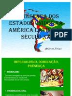 Presenca Dos Eua Na America Latina
