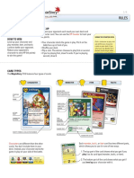 MapleStory - Rulebook