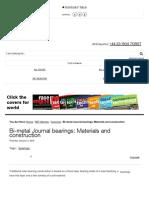Bi-metal Journal Bearings_ Materials and Construction _ High Power Media