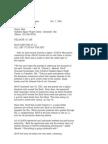 Official NASA Communication 01-188