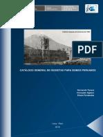 Catalogo Isosistas Peru 2016