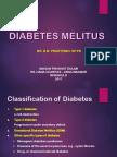 Diabetes Melitus 2017