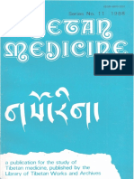 A Glossary of Tibetan Medicinal Plants MMolvray