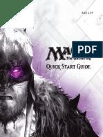 MTG Quickstart Guide
