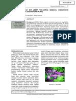 EFEKTIFITAS BUAH BIT (BETA VULGARIS) SEBAGAI DISCLOSING.pdf