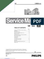 Philips Home Theater_lx600_Repair Manual