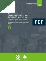 Fernán González, Tania Guzmán y Víctor Barrera. Estrategias para la construcción de paz territorial en Colombia. Elementos para la discusión..pdf