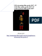 It Pagliaccio Streaming Film 2017 IT 2017 STREAMING ONLINE