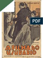 Portugal Holmes - A Filho Do Usurario