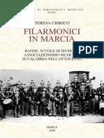Filarmonici in Marcia. Bande Scuole Di m
