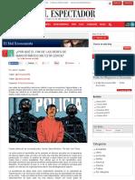 ¿Por qué el Fin de las Redes de Narcotráfico no está cerca  El Mal Economista  Blogs  ELESPECTAD
