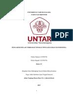 Tugas Perekonomian Indonesia Revised