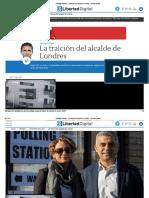Santiago Navajas - La Traición Del Alcalde de Londres - Libertad Digital