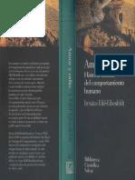 Amor y odio I Eibl Eibesfeldt Siglo XXI 1970 Biblioteca Cientifica Salvat 047 1994.pdf