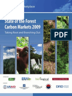 State of the Forest Carbon Markets 2009