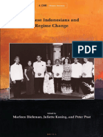 (4) (Chinese Overseas - History, Literature, And Society) Marleen Dieleman, Juliette Koning, Peter Post-Chinese Indonesians and Regime Change-Brill Academic Pub (2010)