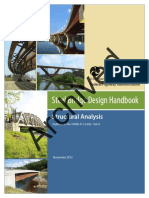 Structural Analysis (BRIDGE)