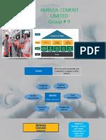 AmbujaCementsLtd_Group_9.pptx