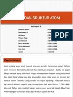 Teori Dan Sruktur Atom