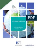 avis du CESE sur la mobilité des jeunes en France