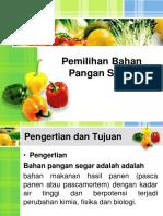 Pemilihan Bahan pangan segar.pptx