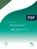 Unidad1.Biologiamoleculardeacidosnucleicos_131216