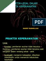 Etika Dan Aspek Legal Km Bedah