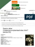 Espino Blanco Elsevier