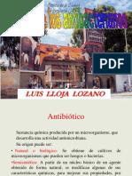 Mecanismo Accion Antibacterianos(Diapositivas