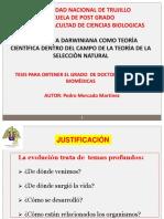 Medicina Darwiniana Diapositivas