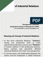 Industrial Relations 2017 Tanvir.ppt