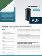 Router D Link DIR_860L_Datasheet_EN