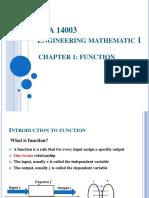 Engineering mathematics ( function)
