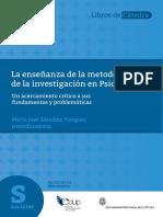 0 La enseñanza de la metodologia de la investigacion en psicologia.pdf