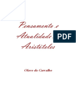 Olavo de Carvalho - Pensamento e atualidade de Aristóteles.pdf