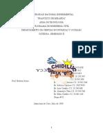 Seminario II - Plan de Negocio