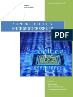 Cours .Microprocesseur 2014