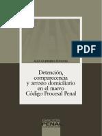 Detencion Comparecencia Arresto Domiciliario NCPP (1)