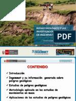 Presentación XI Congreso Estudiantes Minas - Riesgo Geologico - Noviembre 2015_v00