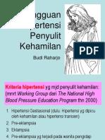 Pre & Eclampsia