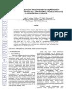 Agrikan Volume 4 Edisi 2-82-87_umar Tangke_analisis Hubungan Karakteristik Oseanografi Dan Hasil Tangkapan Yellowfin Tuna (Thunnus Albacares) Di Perairan Laut Banda
